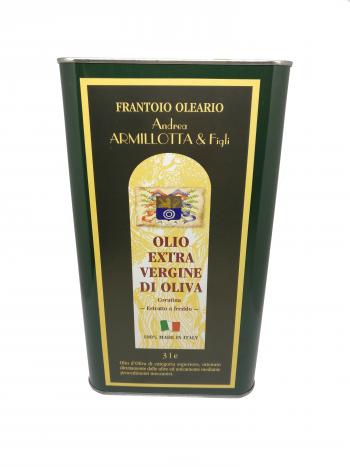 Olio Coratina Frantoio Armillotta