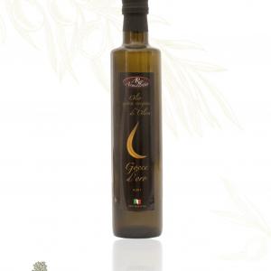 """6 Bottiglie 0.50 lt """"Gocce D'Oro"""" 100% Italiano"""