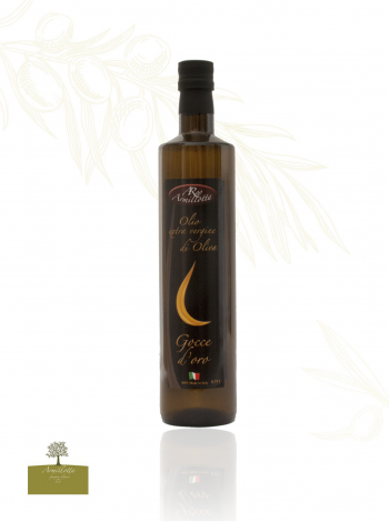 Olio Gocce d'oro Frantoio Armillotta
