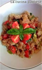 Panzanella - la cucina pugliese