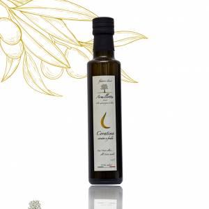 "6 Bottiglie 0.25 lt ""Coratina"" 100% Italiano"