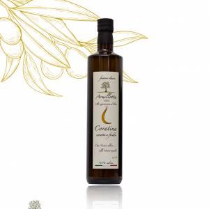 "6 Bottiglie ""Coratina"" 0.75 lt Olio Extravergine 100% Italiano"